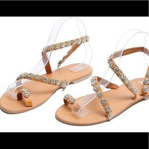 BoHo Sandals 🌸